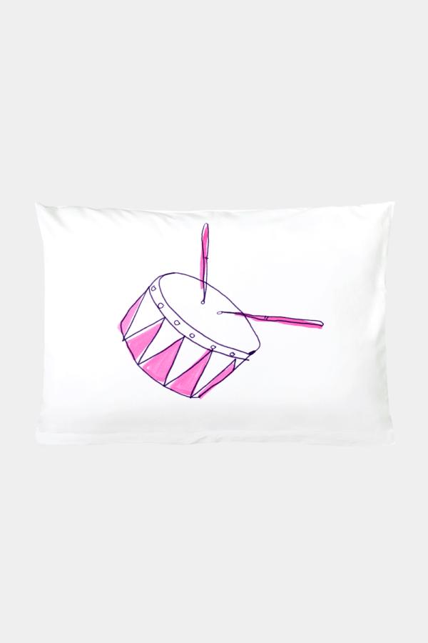 Kissenbezug Dreamy Drum 40 x 60 cm - schadstofffrei