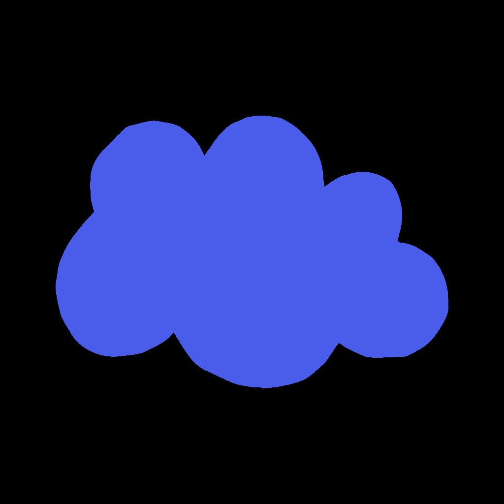 Kinderbettwäsche Wolke