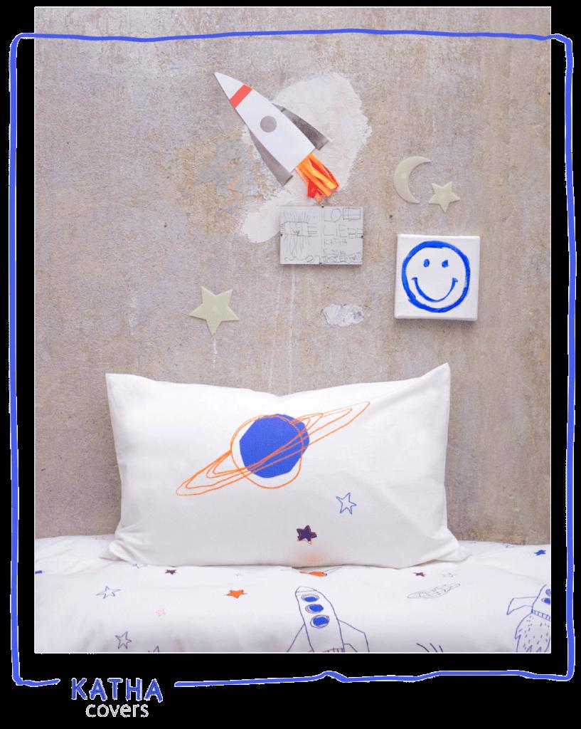 Kinderbettwäsche von KATHA covers