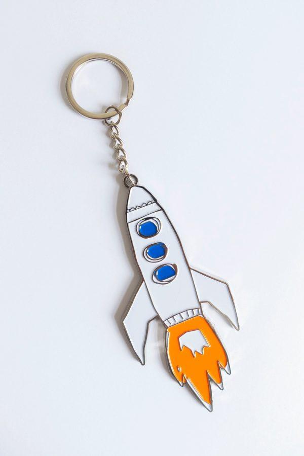 Schlüsselanhänger Ready Rocket - KATHA covers 1