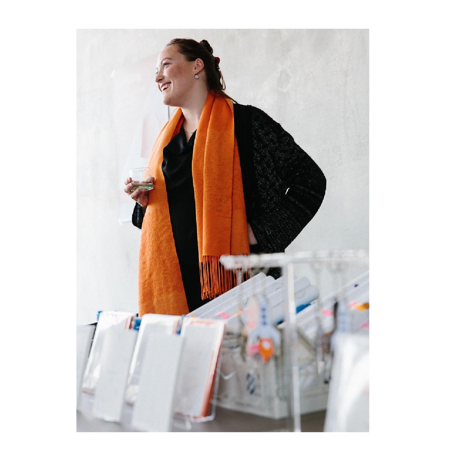 KATHA covers - Die Gründerin